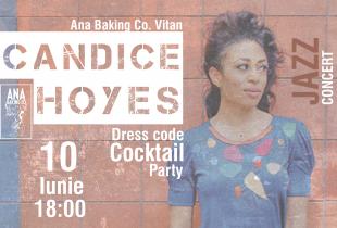 Concert jazz Candice Hoyes